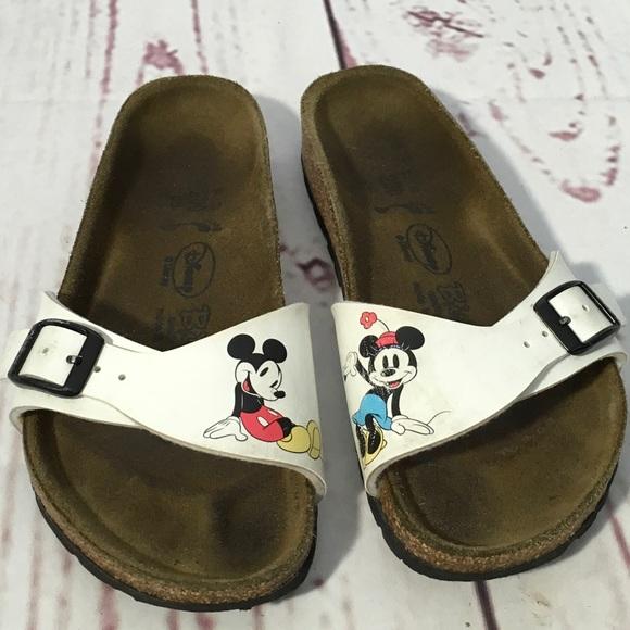 09838f0e609f Birkenstock Other - Disney Minnie   Mickey Birkis by Birkenstock
